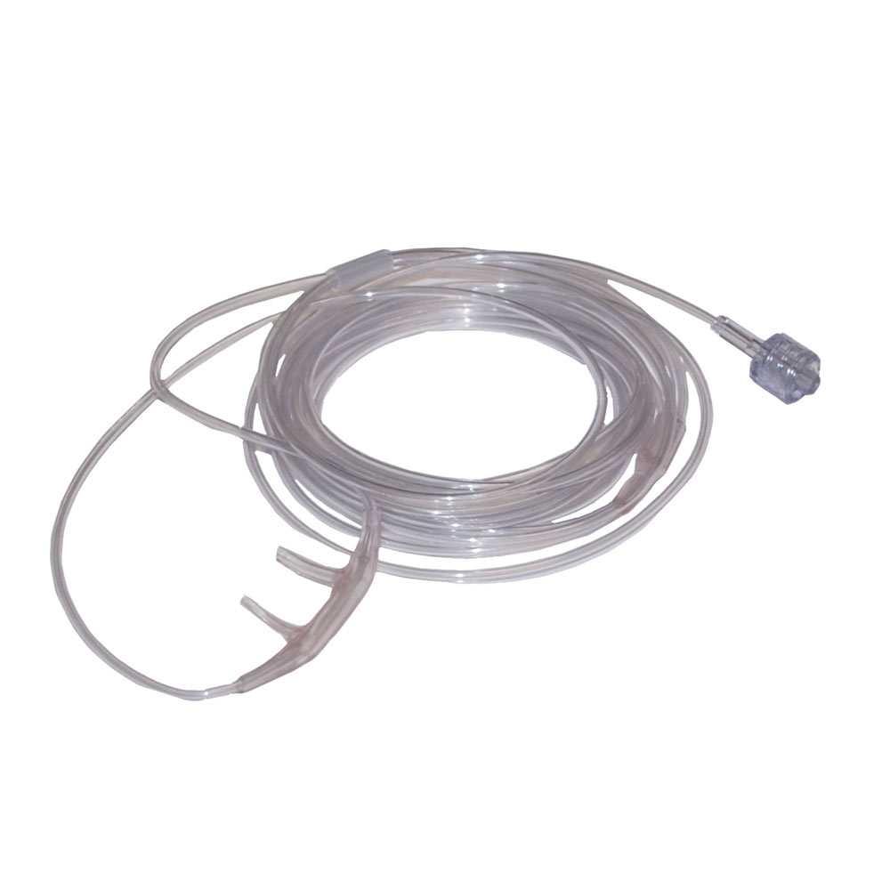 Dubbel lumen O2&CO2 nasale cannula-Adult (Salter 4707)- 25 st.