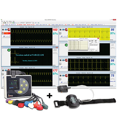 Norav NM-700BT Telemetrie monitoring systeem